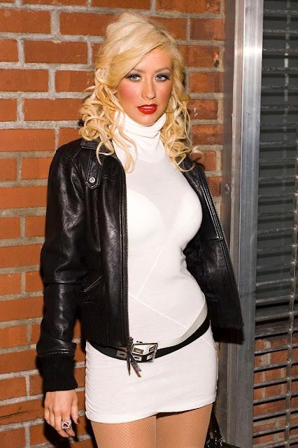 Pictures of Christina Aguilera 21