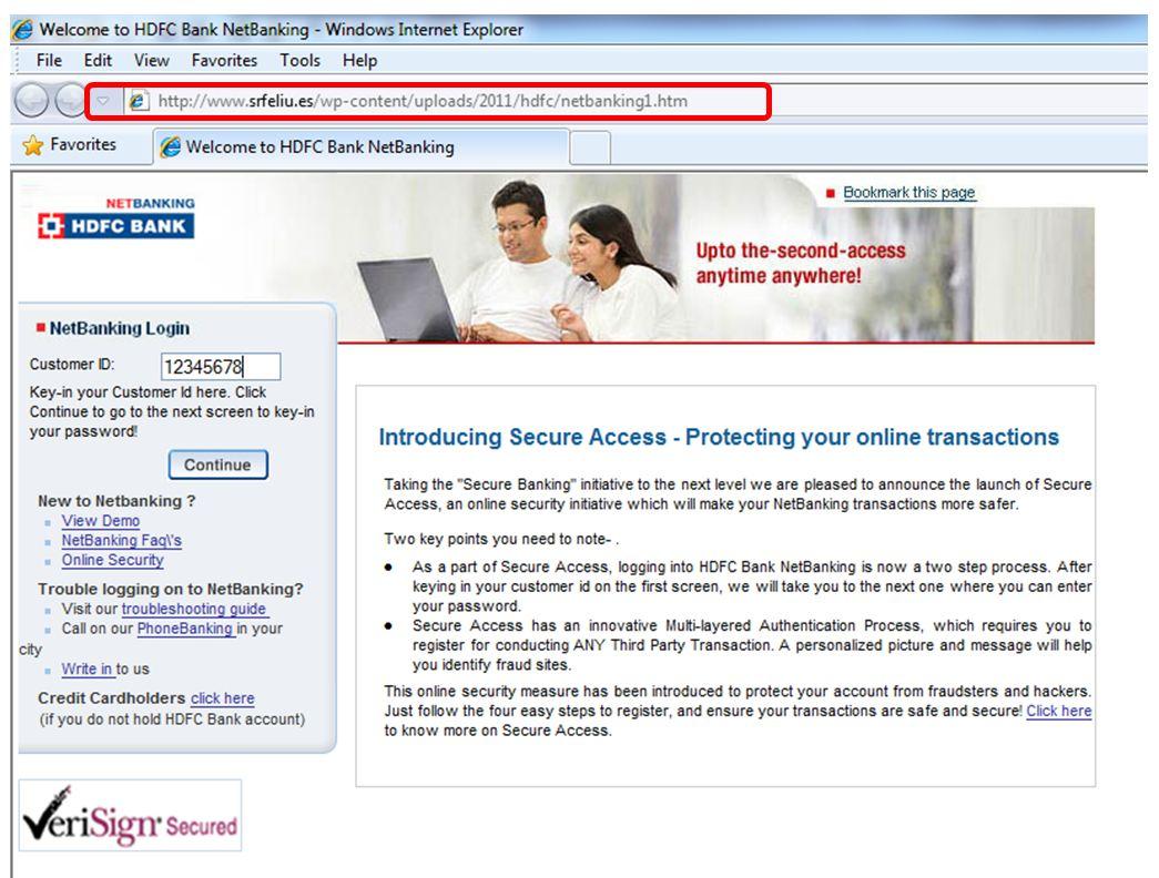 Hdfc forex online login