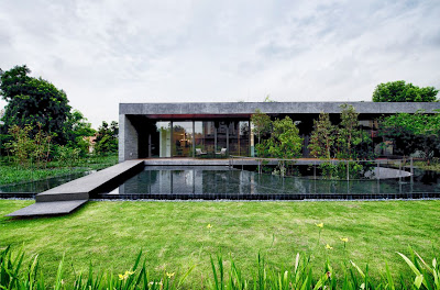 Rumah Kembar Dengan Roof Garden 3