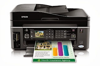 Download Epson WorkForce 615 Printer Driver and how to installing