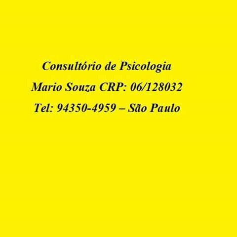 Psicólogo Mario Souza