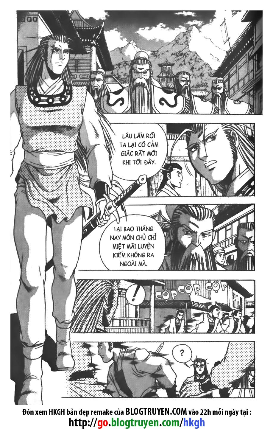 Hiệp Khách Giang Hồ chap 179 Trang 14 - Mangak.info