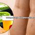 Aloe vera y vinagre de manzana para  combatir las várices