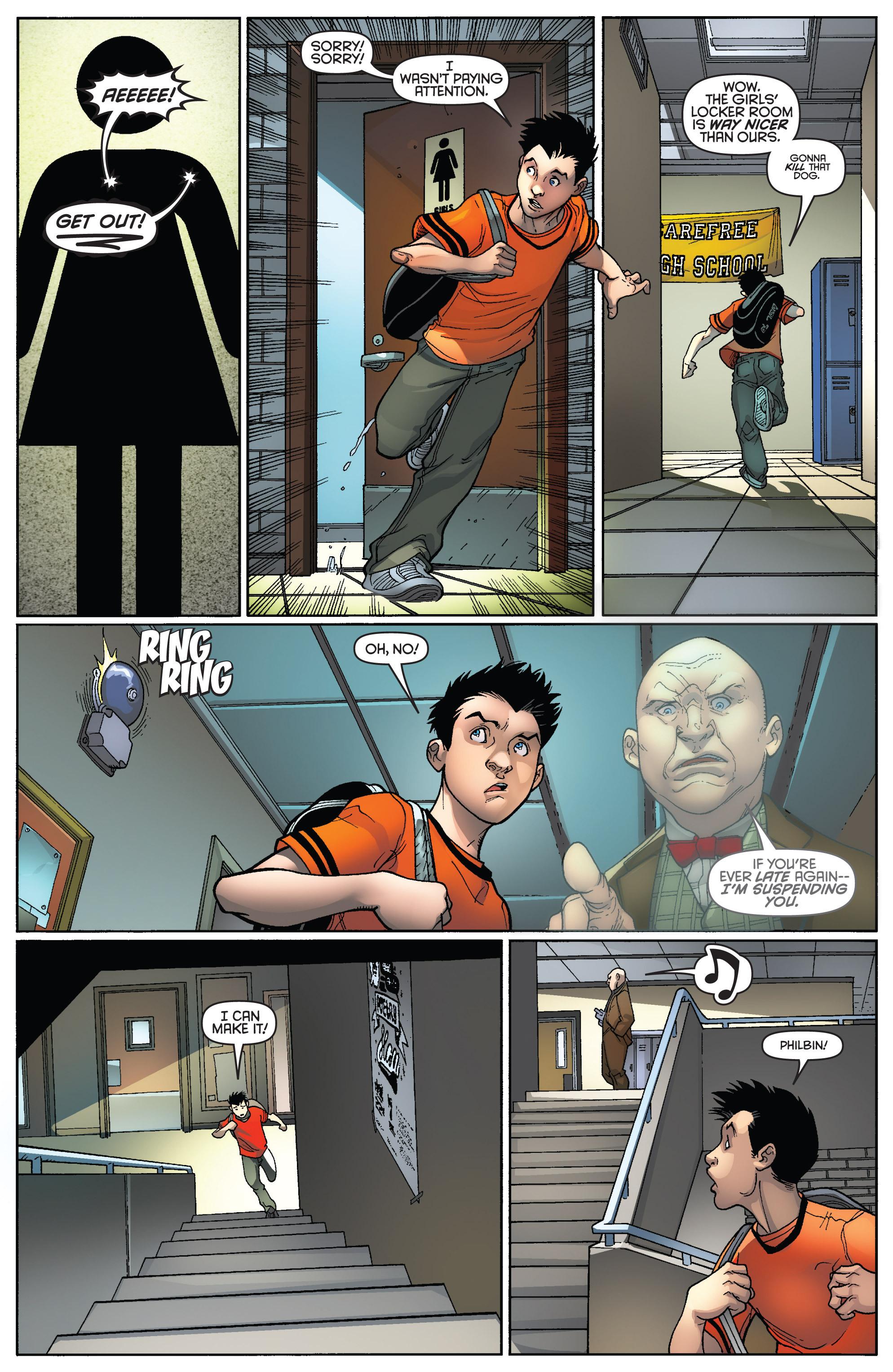 Nova (2013) - Chapter  15 | pic 16