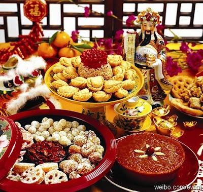 En beijing a o nuevo chino parte i for Comidas para nochevieja