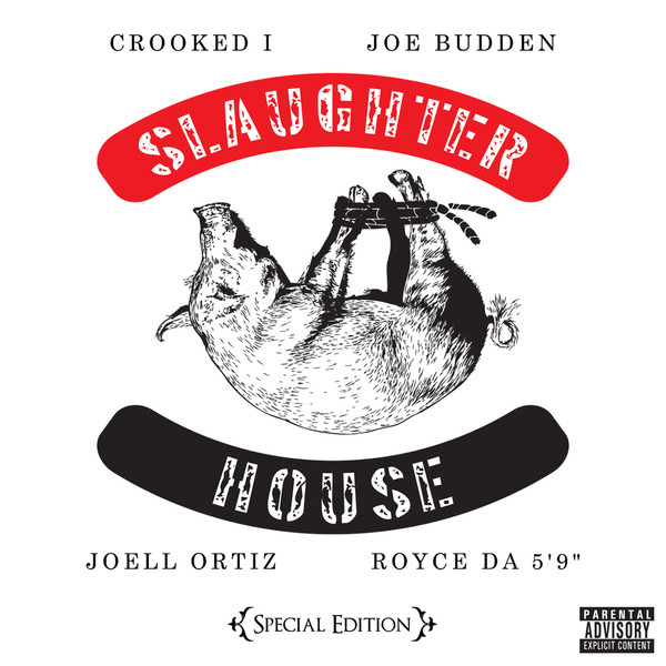 Slaughterhouse - Slaughterhouse (Bonus Track Version)  Cover
