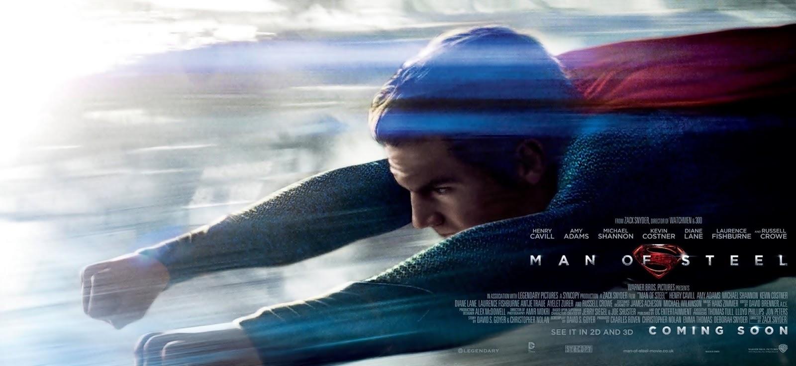 Man of Steel Movie Wallpapers - Wallwoods