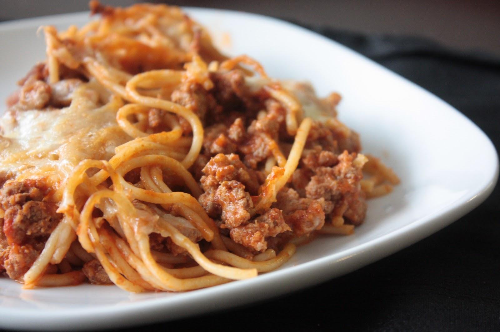 Momma Hen's Kitchen: Baked Taco Pasta