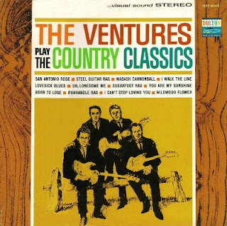 The Ventures - Play The Country Classics (1963)
