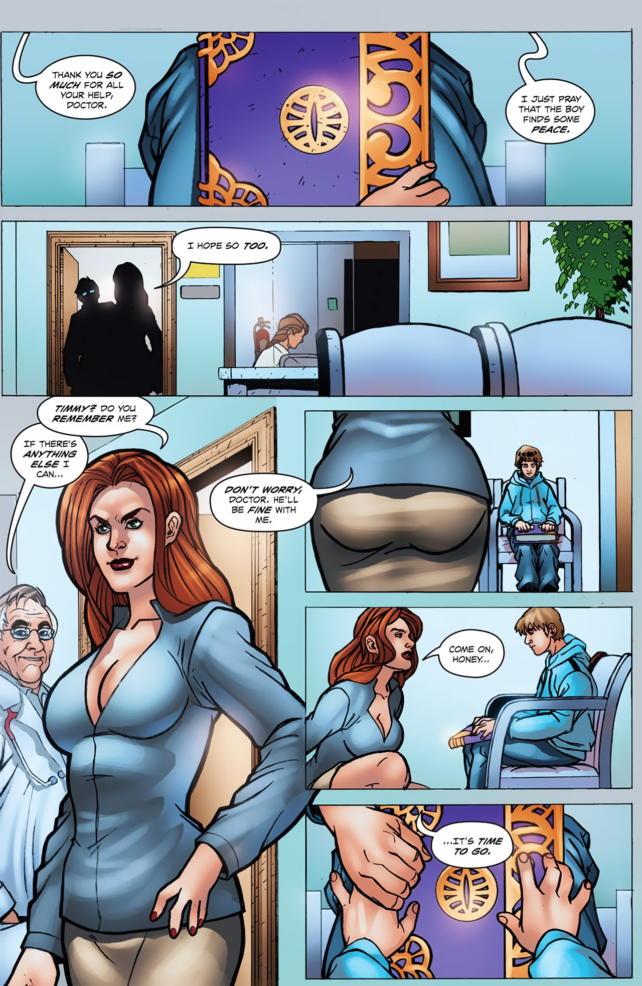 Grimm Fairy Tales (2005) Issue #20 #23 - English 21