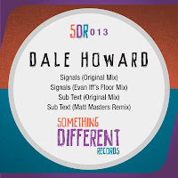Dale Howard Signals EP Something Different