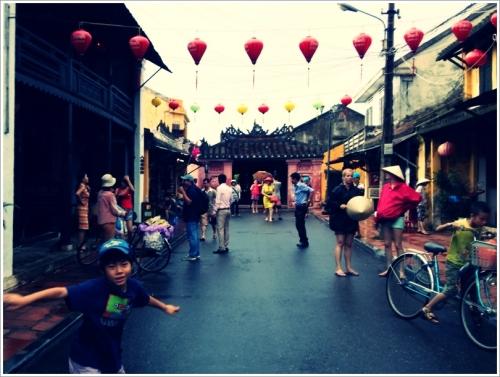 ホイアン旧市街・ユネスコの世界遺産(ベトナム)