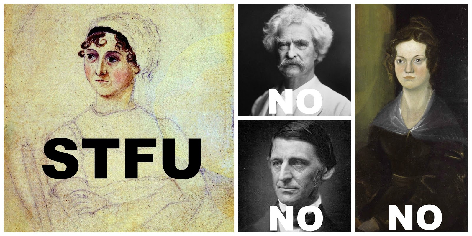 authors who hated jane austen