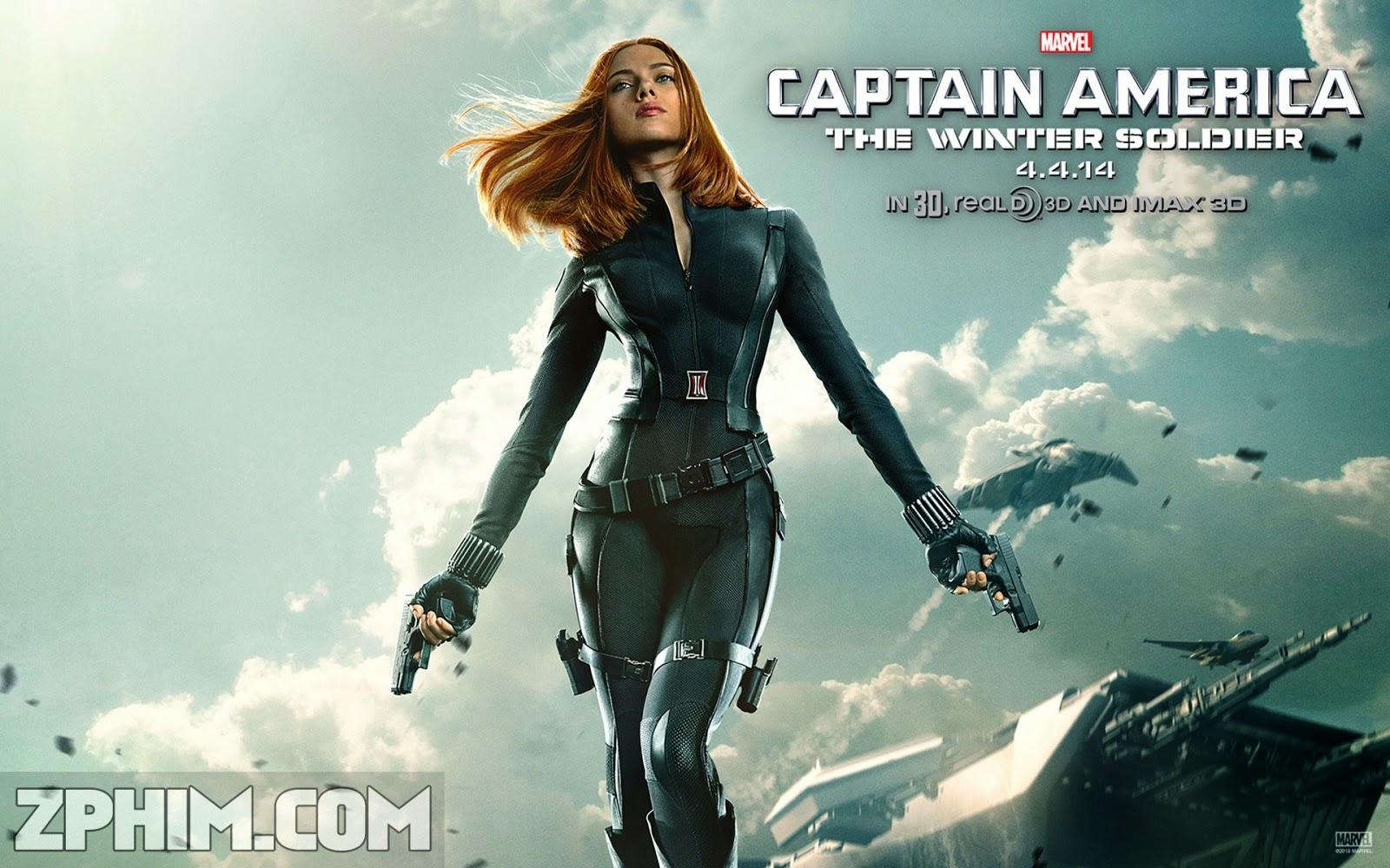 Ảnh trong phim Captain America 2: Chiến Binh Mùa Đông - Captain America 2: The Winter Soldier 5