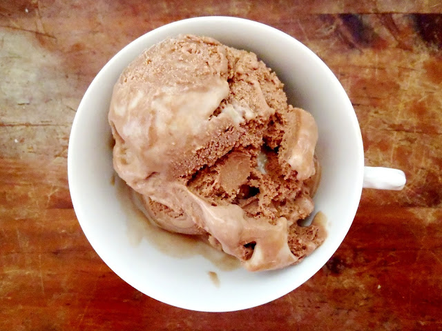 chocolate white chocolate ice cream