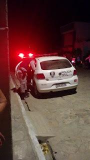 Após perseguição assaltantes de Soledade são presos roubando em Cubati