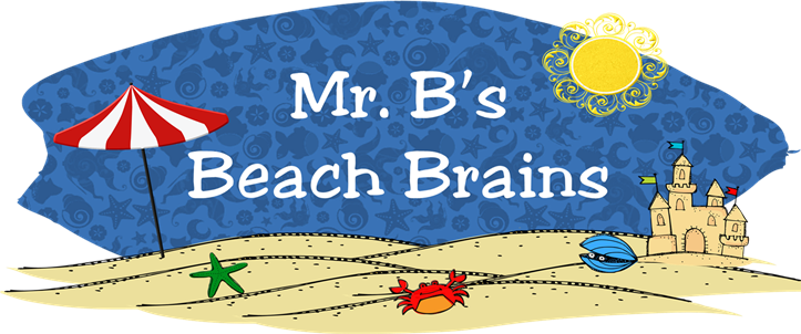 Mr. B's Beach Brains