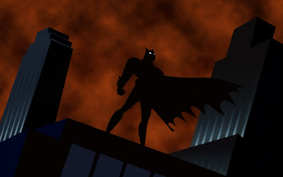 wallpaper batman cartoon