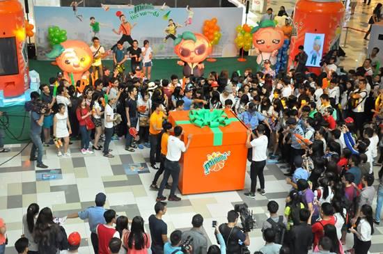 Mua sắm thả ga vui chơi thỏa thích tại khu vui chơi ở Sài Gòn