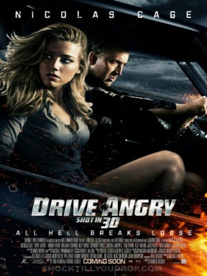 Sứ Giả Địa Ngục Vietsub - Drive Angry (2011) Vietsub