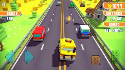 Download Blocky Highway Game Petualangan Menyusuri Jalan dengan Kendaraan