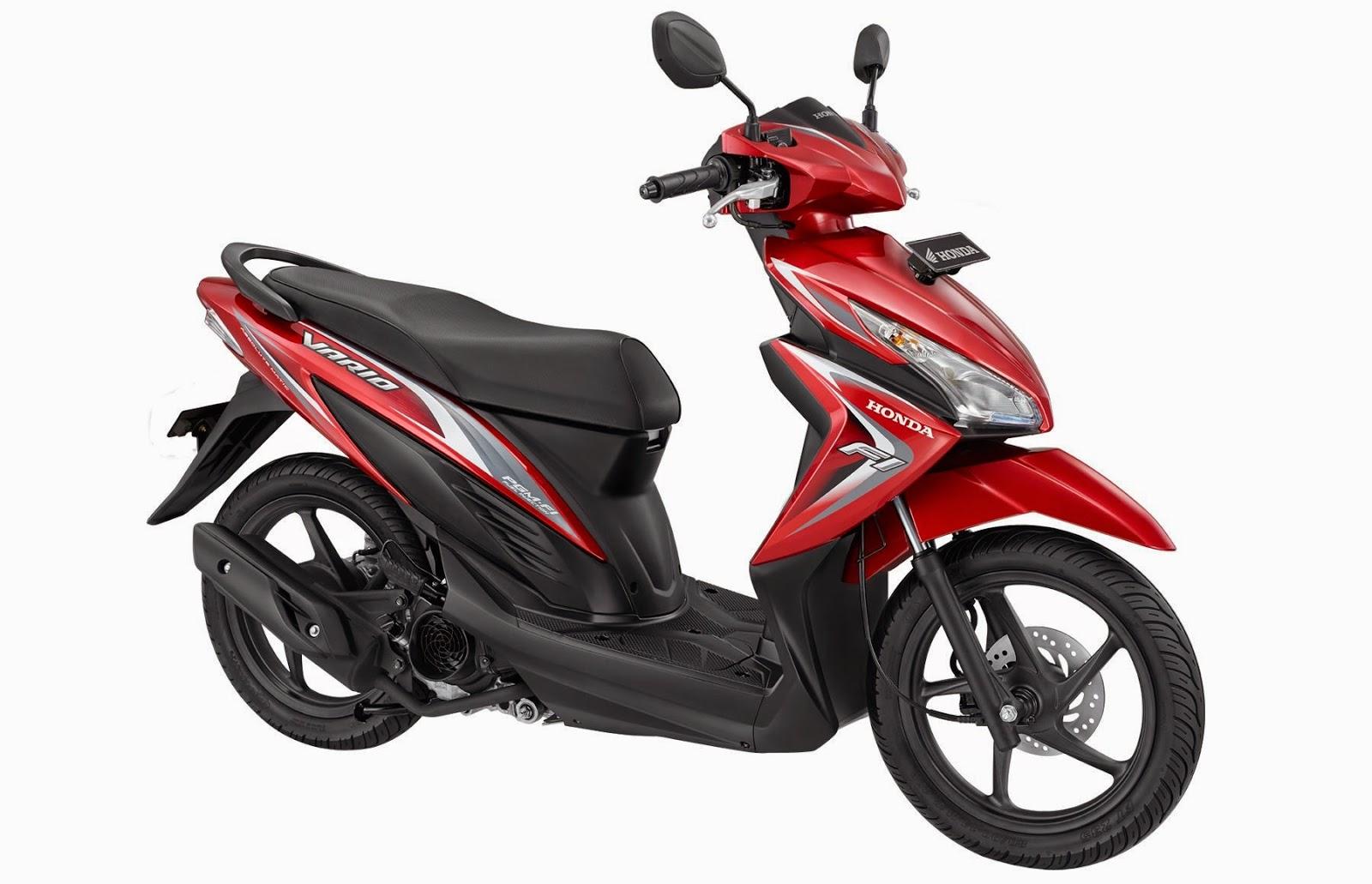 Spesifikasi Motor Honda New Vario FI