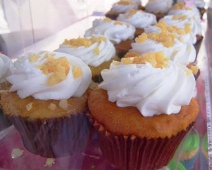 cupcake recipes and hints and tips for Australia