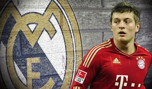 Toni Kross (Campeón del Mundo), nuevo jugador del Real Madrid