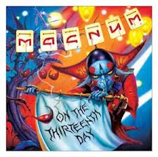 Magnum - So Let It Rain Lyrics