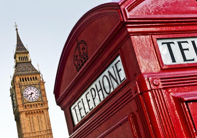 Que idioma se fala em Londres