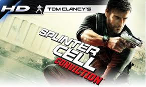 Splinter cell: conviction HVGA