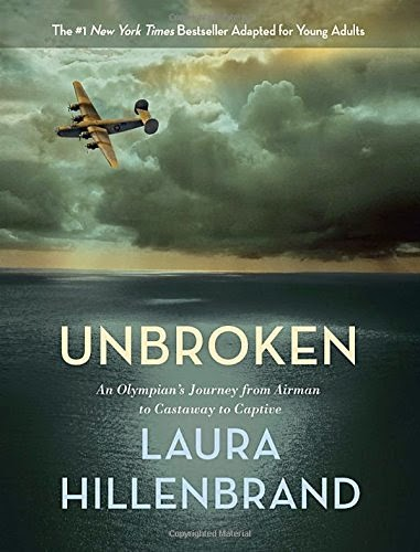 Unbroken by Laura Hillenbrand Cover