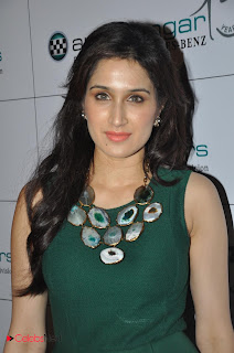 Sagrika Ghatge Pictures at the Flagging off the ceremony of The Spirit CCI Triathlon  0003