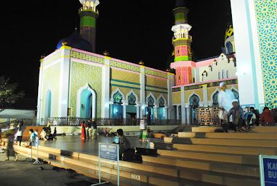 Foto Masjid Agung Tuban