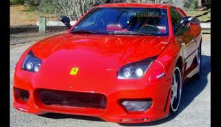 Ferrari Termurah cuma Rp39 Juta