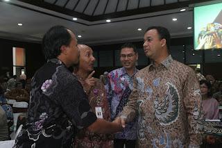 Menteri Pendidikan Anis Baswedan Janjikan Kunjungan Ke Galangan Kapal PT Barokah Marine
