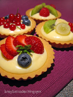 fruit-tartlets