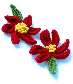Crochet - Seasonal - Bottle Cap Ornaments -- Free