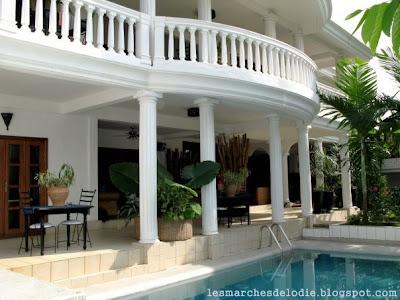 Maison d'Hôtes - Villa Des Fées - Douala - Piscine - Les Marches d'Elodie