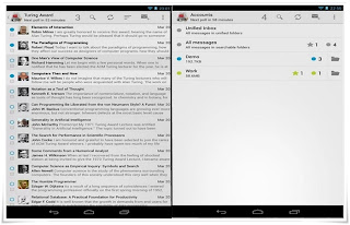 k9 android email client