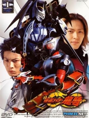 Siêu Nhân Giấu Mặt Long Kỵ Kamen Rider Ryuki