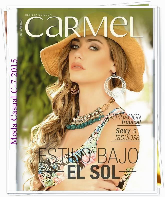 Catalogo Carmel Campaña 7 2015