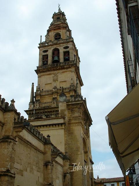 Campanario de la Mezquita- Catedral de Córdoba