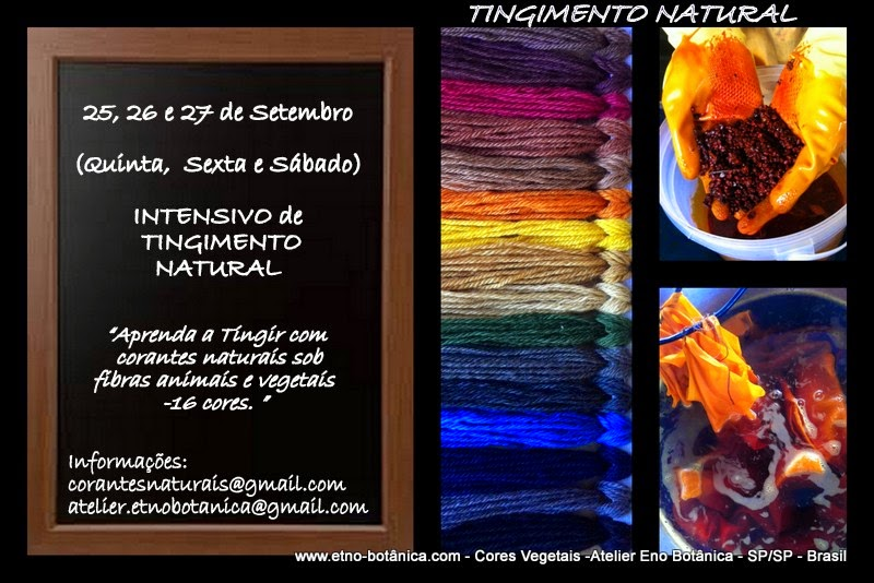 Intensivo de Tingimento Natural