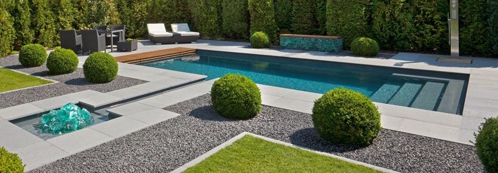 Piscinas lindas y modernas en fotos piscinas prefabricadas for Cascadas prefabricadas