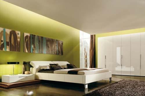 parece lujoso y elegante con una decoracin minimalista y limpia dormitorio con un predominio de colores oscuros y muebles de mnima por lo que deja margen - Diseo Minimalista