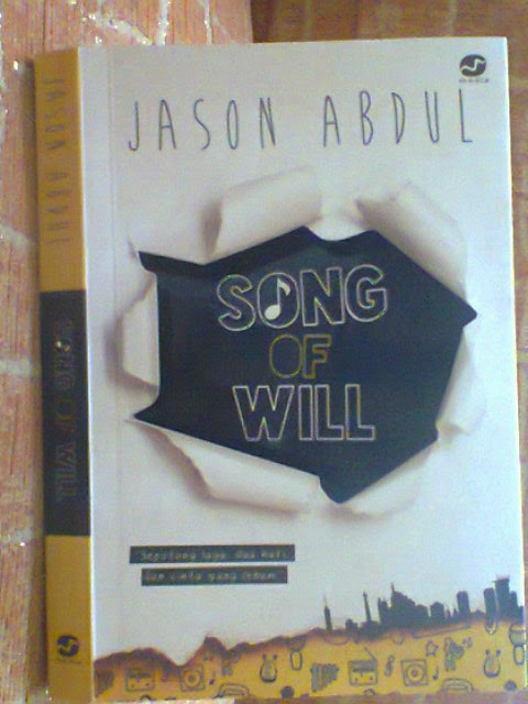 Banyak Kejutan di Novel Song Of Will