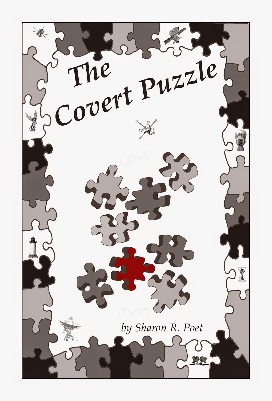 The Covert Puzzle book