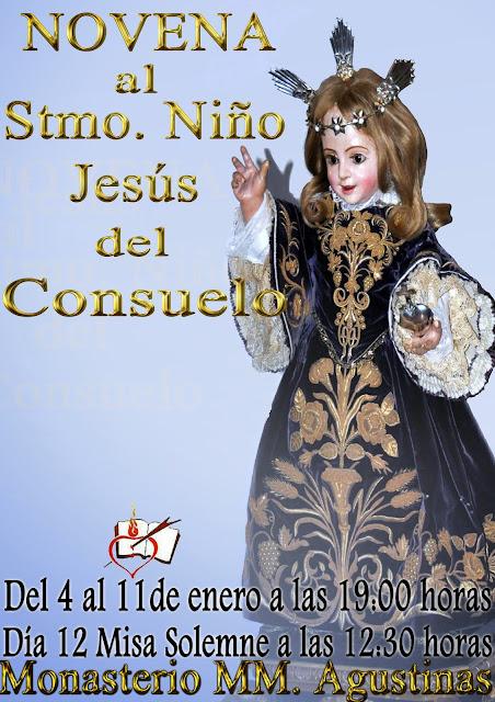 Novena Stmo. Niño Jesús del Consuelo