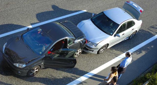 Accidente de trafico y Derecho procesal